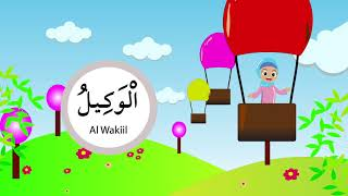 Asmaul Husna - Lagu Anak Islami