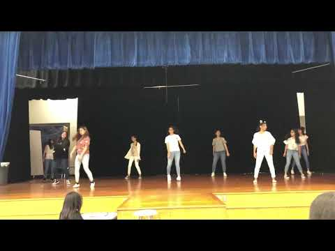 Dance the night away-Twice dean middle school dance practice