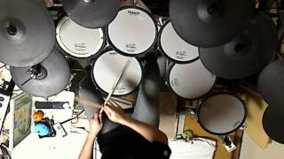 Maximum The Hormone-Zetsubou Billy (Drums cover) 前回上げたものがア...