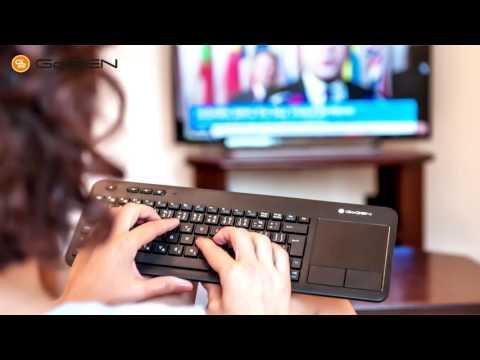 Smart bezdrátová klávesnice WKB360CZB