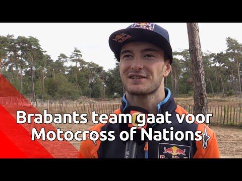 Jeffrey Herlings, Glenn Coldenhoff en Calvin Vlaanderen gaan voor winst in Motocross of Nations