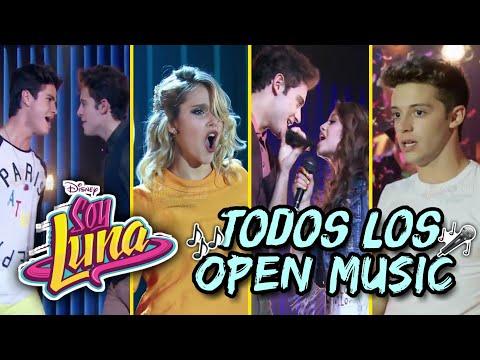 Soy Luna - Todos Los Open Music I T1, T2 & T3 I Soy Luna Music
