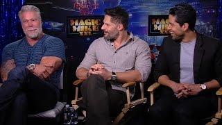 "WWE Network sneak peek: Unfiltered with Renee Young – ""Magic Mike XXL"""