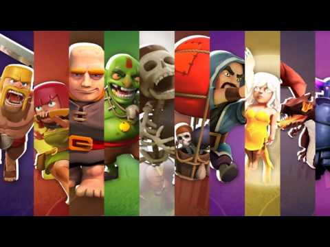 Clash Of Clans HD Wallpapers Download Free