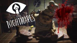 Маленькие кошмары фильм ужасов 2017 Little Nightmares