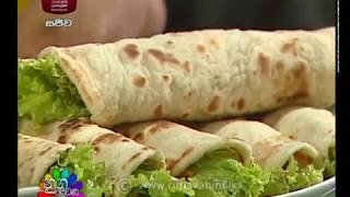 Nugasewana Iwum Pihum | Chicken Shawarma Recipe | 2018-08-15 |  Rupavahini