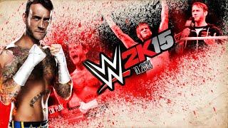 WWE 2k15 - Elimination Chamber [2]