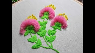 FLOWER EMBROIDERY Latest Flower Embroidery