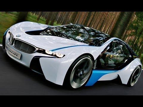 BMW i8 from Mission Impossible 4 - YouTube