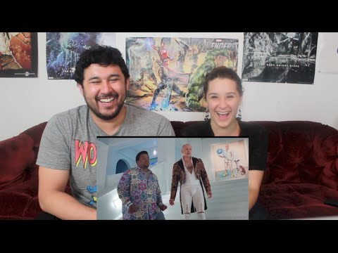 HOT TUB TIME MACHINE 2 RED BAND TRAILER REACTION!!!