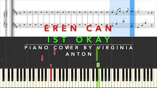 Eren Can Ist Okay Piano Cover