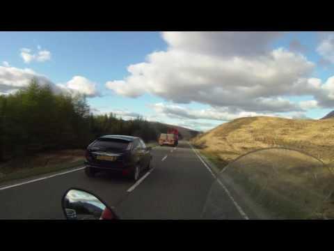 Edinburgh To Fort William Ride