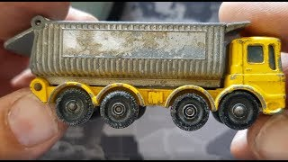 MATCHBOX Restoration No 51 8 Wheel Tipper 1969