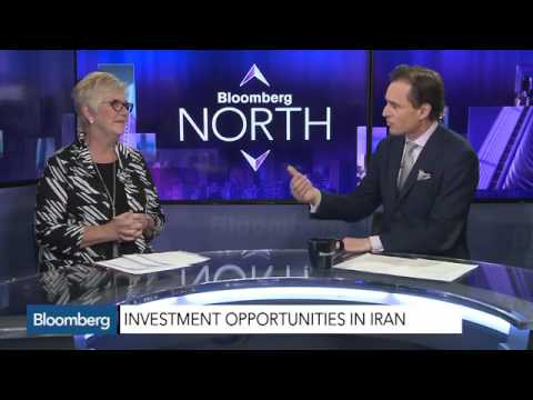 Iran at the Dawn of Foreign Investment Opportunity   Bloomberg