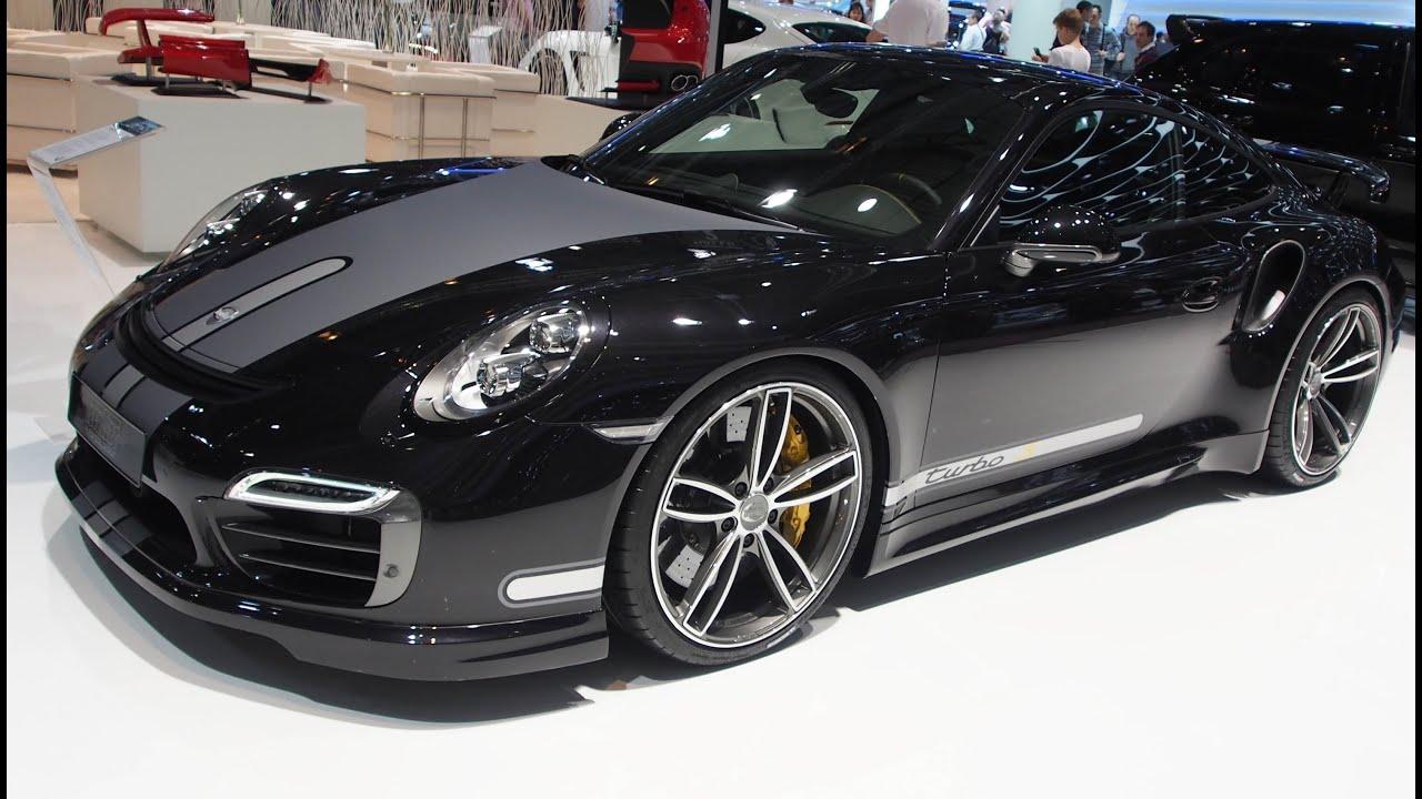 Techart Coupe Based On Porsche 911 Turbo S Youtube