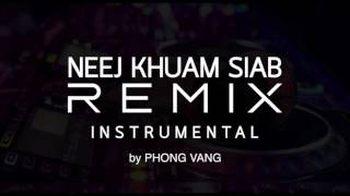 Lily Vang - Neej Khuam Sia - Remix [Instrumental] by Phong Vang