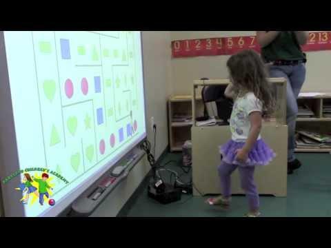 Preschool Parkland FL - Interactive Whiteboard