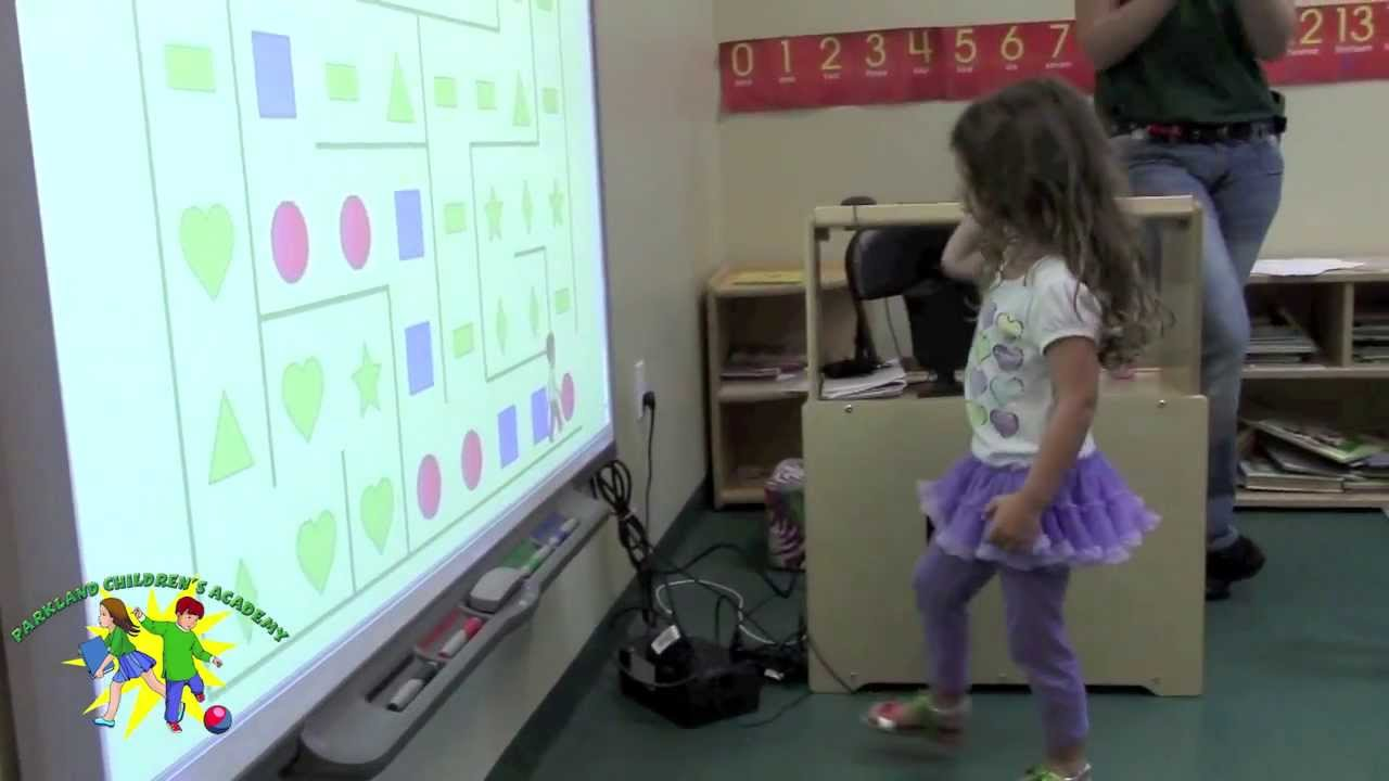 Kindergarten Calendar Interactive Whiteboard : Preschool parkland fl interactive whiteboard youtube