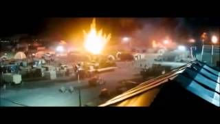 Transformers 1 Movie - Base Attack