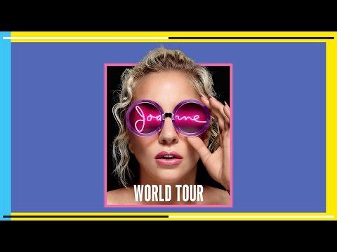 *FANMADE* JOANNE WORLD TOUR AUDIO (PART 1)