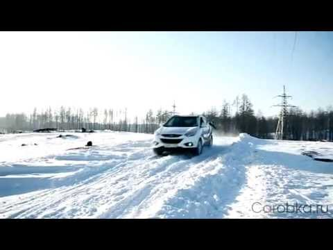 Тест драйв Hyundai ix35 2012