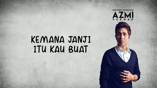 Cover images Azmi - Pernah (Lyrics)