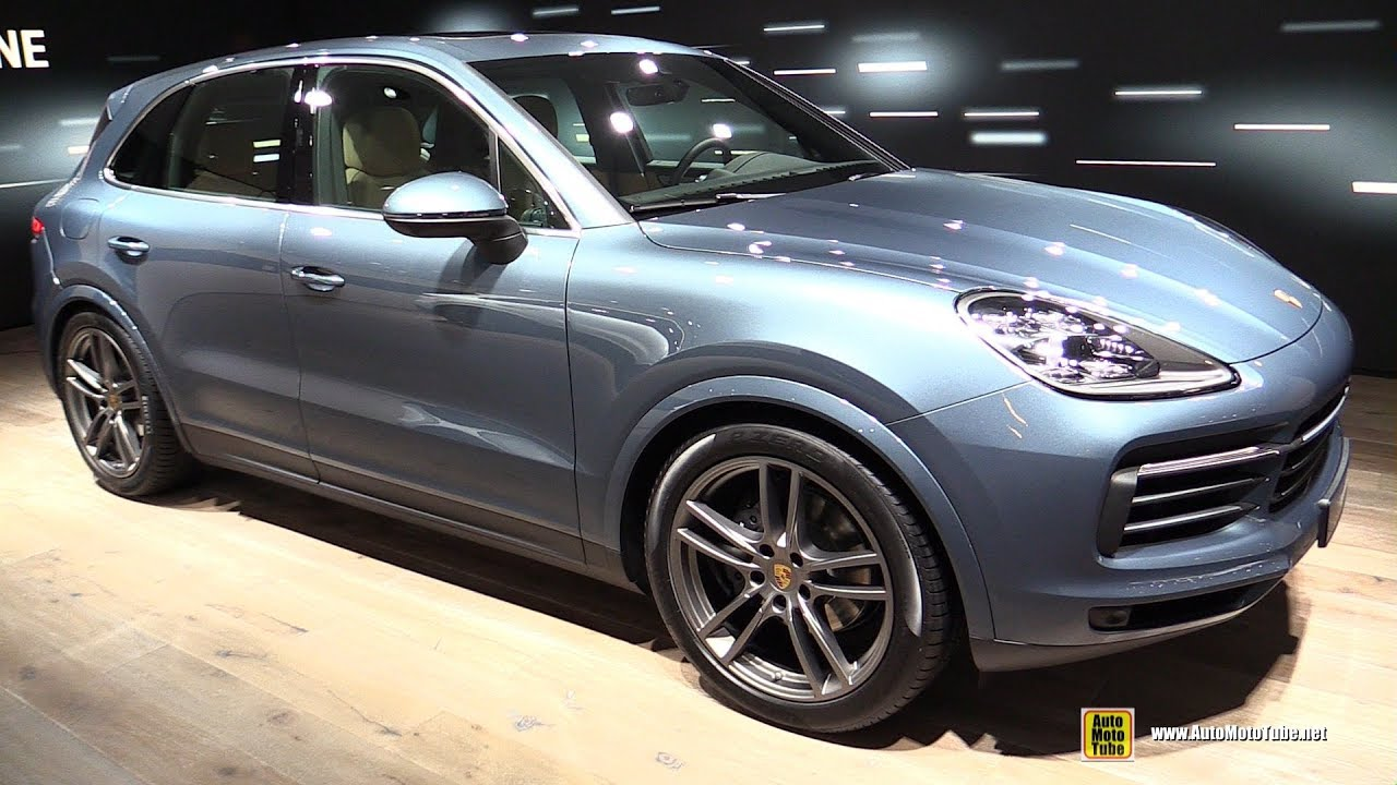 2018 Porsche Cayenne Exterior And Interior Walkaround