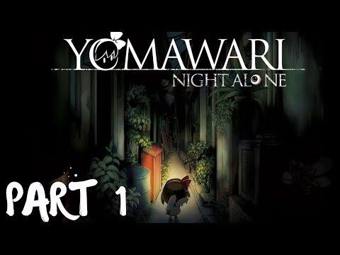 Yomawari: Night Alone Full Gameplay No Commentary Part 1 |