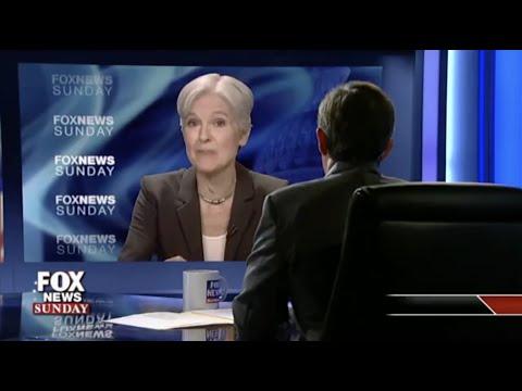 Jill Stein OWNS Biased Fox News Host—Had Him Flustered