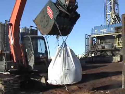 Solidifly oilfield solids reclaiming equipment