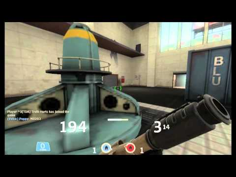 TF2 original solider gameplay breakdown