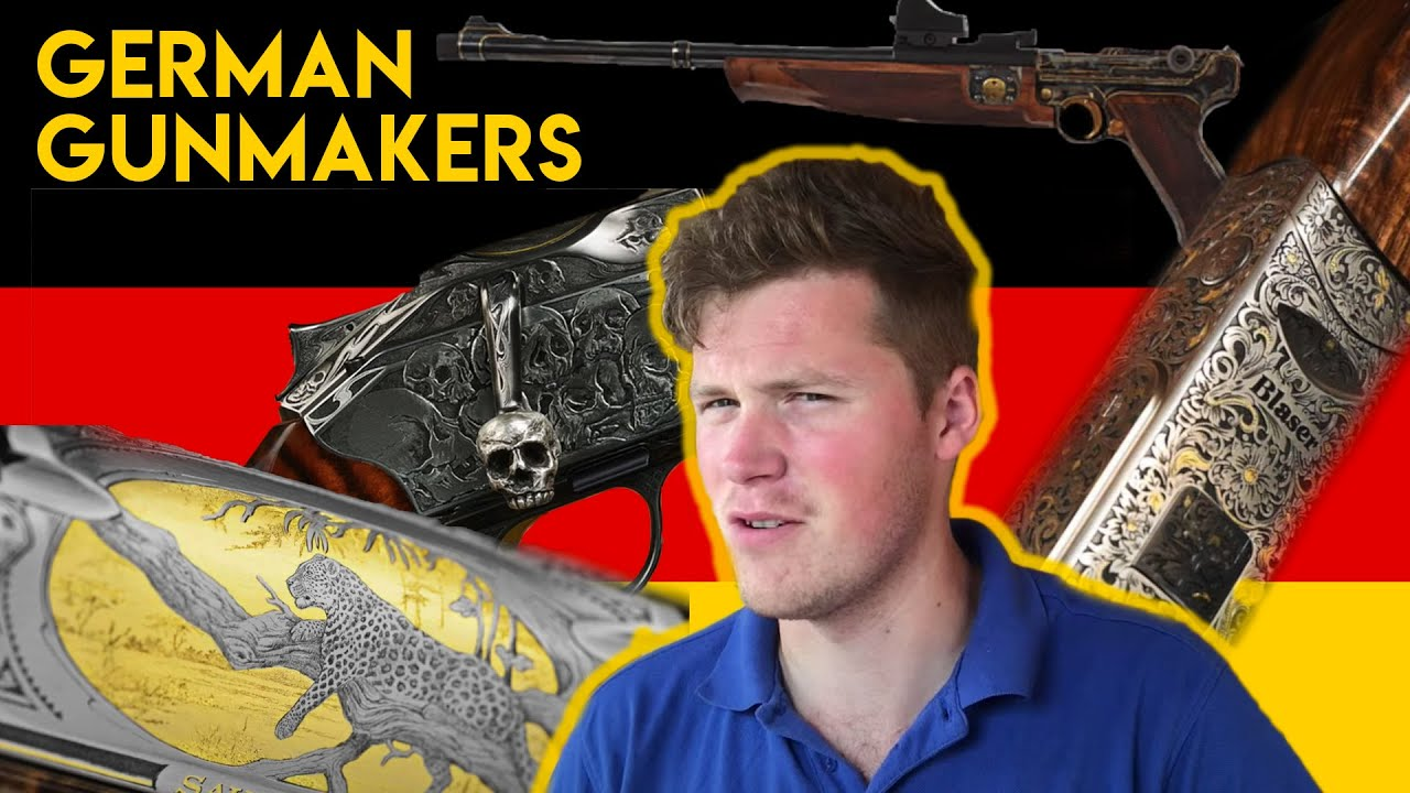 Modern German Gunmakers