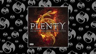 "Tech N9ne Collabos - ""Plenty"" (CES Cru Feat. Krizz Kaliko & Stevie Stone) | OFFICIAL AUDIO"