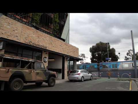 Ethical urban development - Melbourne - Part One