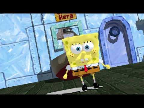 Spongebob MMD - Umbrella