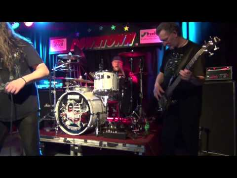 Rockhouse Hamburg  DOWNTOWN Bluse Club Hamburg live 05.07.2013