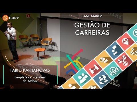 Case Ambev: Gestão de Carreiras - Fábio Kapitanovas