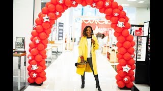 KINYA CLAIBORNE | STYLE & SOCIETY | Macy's Fall Fashion Events