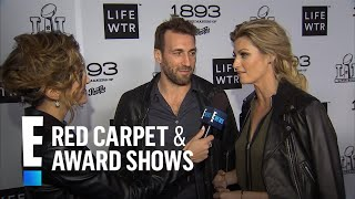 Erin Andrews & Jarret Stoll Spill on Wedding Plans | E! Live from the Red Carpet