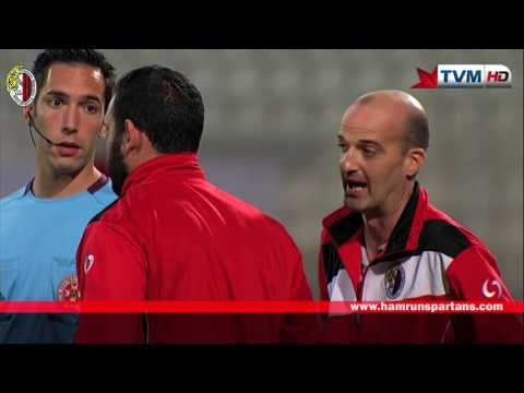 Match Day #11 - Hamrun Spartans 0 vs Valletta FC 3