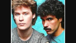 Hall and Oates -- You Make My Dreams Come True