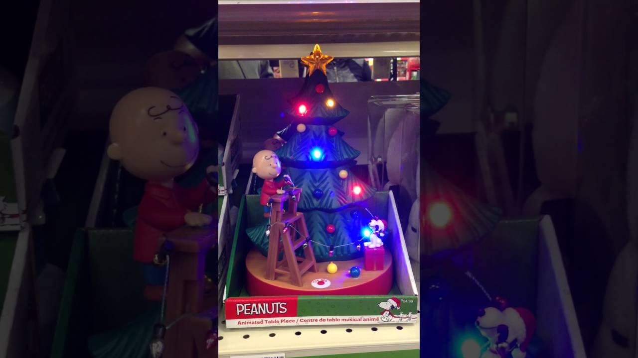 peanuts christmas decoration 1 at cvs charlie brown 2015 - Charlie Brown Christmas Decorations