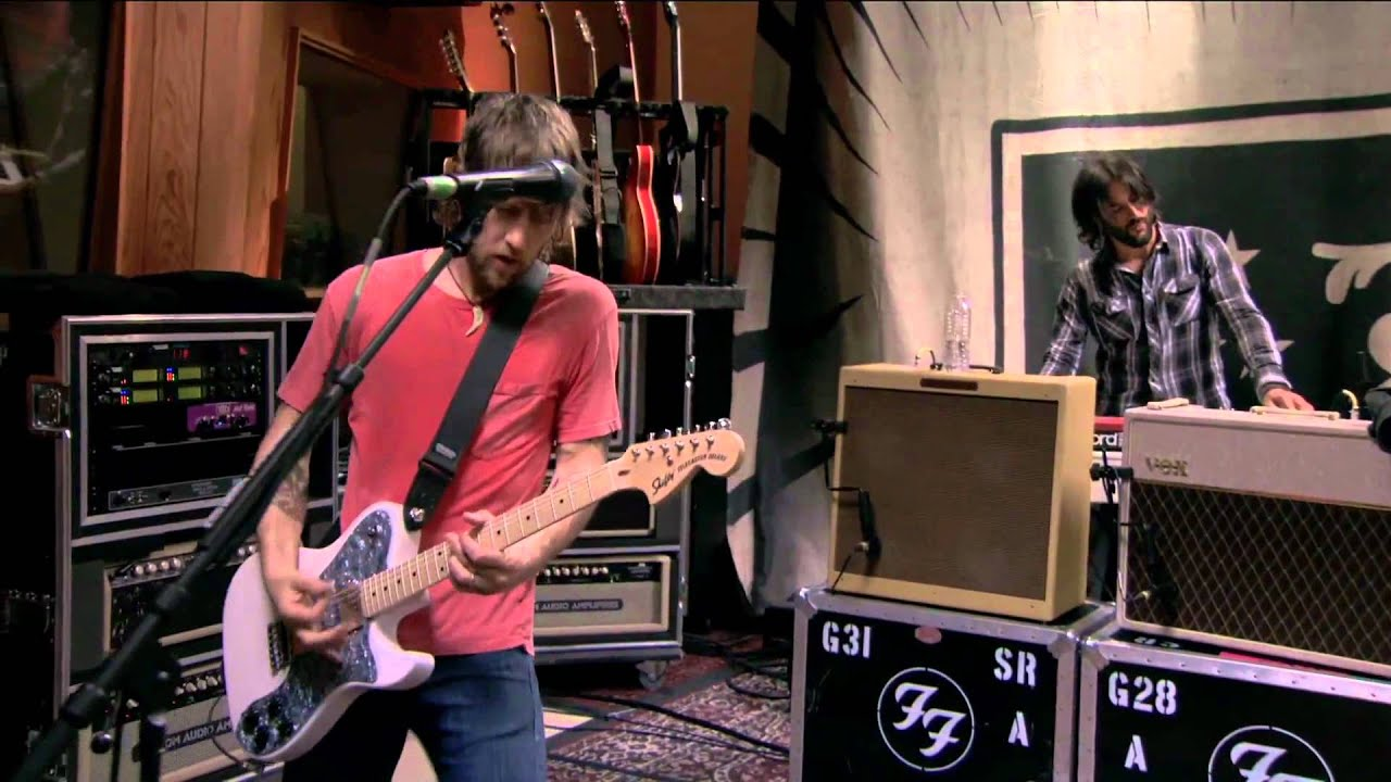 Foo Fighters 11 Walk LIVE Studio 606 YouTube