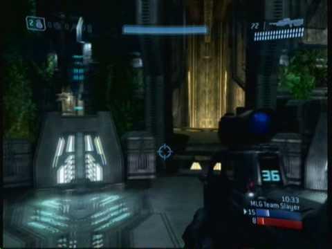 Halo 3 MLG 2v1