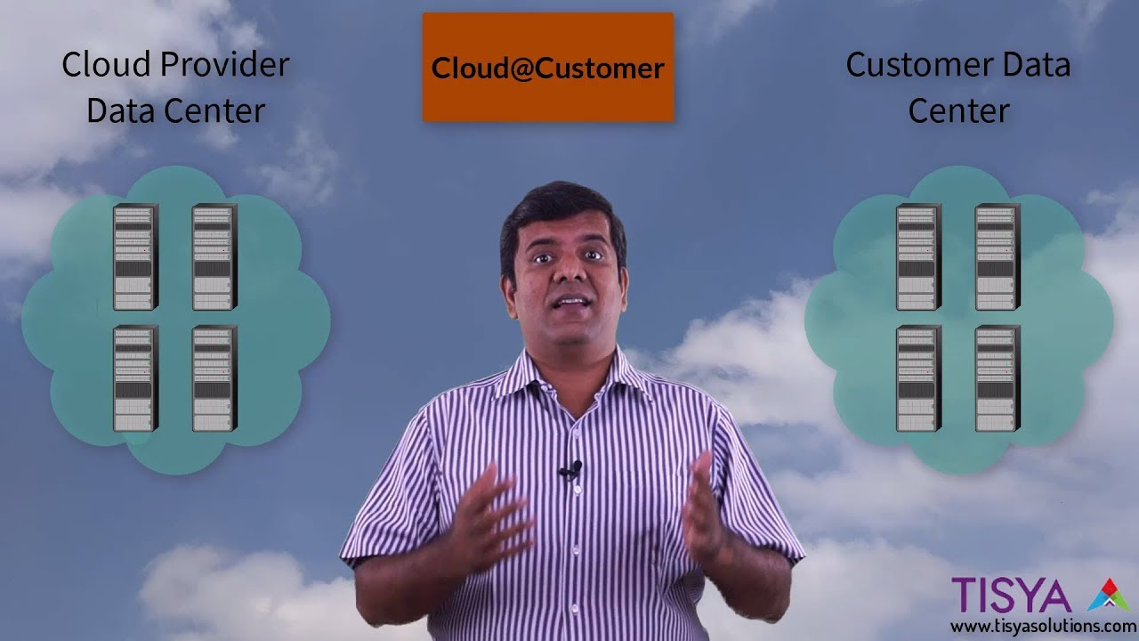 Oracle Cloud Offerings - OCI vs Classic Vs Cloud@Customer - OraCloud Video 1