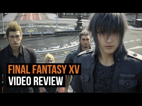Final Fantasy 15 (XV) Review