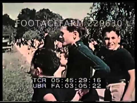Repatriation of Escaped USA Pilots; Pope Pius 220630-04 | Footage Farm