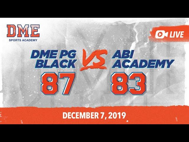 DME PG Black vs ABI