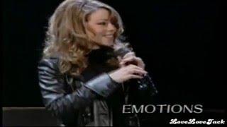 Mariah Carey - Emotions - Daydream World Tour In Japan 1996