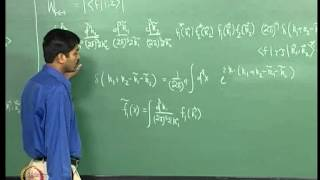 Mod-02 Lec-12 Interacting Field Theory - V